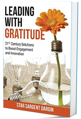 Leading With Gratitude Book
